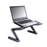 Suporte Articulado Para Netebook Com Mousepad  C Ventilaçao
