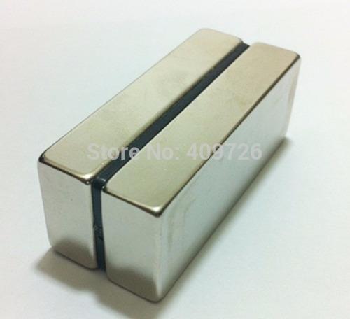 f184ce3747e Neodimio N50 Potentetíssimo 25 X 10 X 10 Mm - Kit (3 Peças)