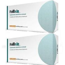Follixin Fibra Capilar Para Calvície 120cáps (mercadoenvios)