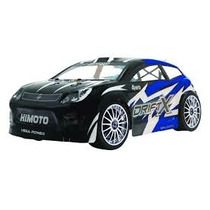 Automodelo Himoto Drift 4 X 4 Completo 1/18
