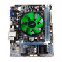 Kit Placa Mae 1155 H61 + Processador I5 3470 3°g + Cooler