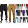 Calça Jeans Skinny Colorida Sarja Masculina Envio Imediato