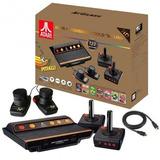 Console Atari Flashback 8 Gold Deluxe Edition Wireless 4cont