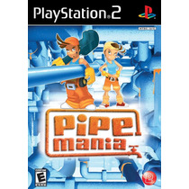 Playstation 2 - Pipe Mania { Original }