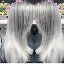 New Botox Matizador Platinum Blond New Liss Hair 1kg