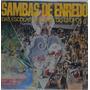 Lp Sambas Enredo Das Escola De Samba Do Grupo 01a 1986- S019