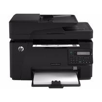 Impressora Multifuncional Laser Hp Jet Pro Mfp M127fn 220v