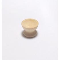 Suporte Base De Madeira 2,3cm P/ Bolas Esferas Ovos De Pedra