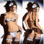 Lingeries Sexys Fantasias Feminina Conjunto Lingerie Sensual