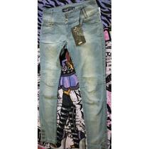 Calça Jeans Feminina Modelo Skinny 42