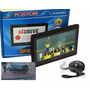 Gps Foston Anti Radar 4.3 Com Camera De Ré E Tv Digital