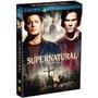 Box Supernatural / Sobrenatural 4ª Temporada 6 Dvds Original