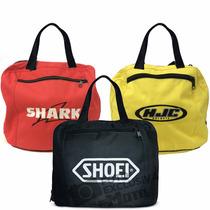 Bolsa Para Capacete Com Forração Shoei Shark Hjc Zeus Harley