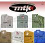 Camisa P/ Pesca Mtk, Todas Cores, Seca Rápido E Proteção Sol