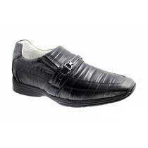 Sapato Stilo Rafarillo 6cm + Alto Palmilha Anatômica Alcalay