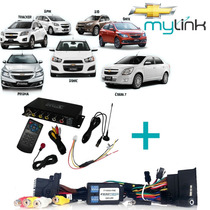 Desbloqueio Mylink Gm + Tv Digital +frete Tracker Cobalt S10