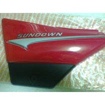 Carenagem Lateral Sundown Hunter 100 Dafra