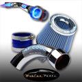 Kit Air Cool + Filtro Grande Peugeot 208 1.5 8v 2013 Diante