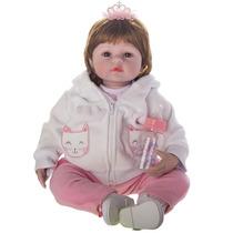 Boneca Laura Doll Baby - Julia - Shiny Toys
