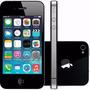 Iphone 4 16gb Original Anatel Br+nf+capa+película De Vidro