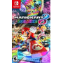 Mario Kart 8 Deluxe - Switch - Pronta Entrega - Mídia Física