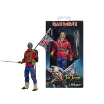Eddie Trooper  20 Cm Clothed Figure - Iron Maiden - Neca