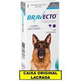 Antipulgas Carrapato Bravecto  Cães De 20 Kg A 40 Kg