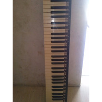 Teclas Para Teclado Yamaha 630/640. Pente Completo 5 Oitavas