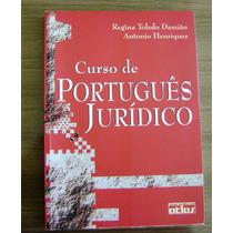 Livro Português Jurídico Regina Damião - Antonio Henriques