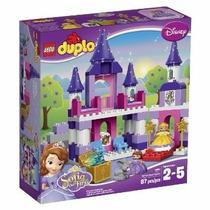 Lego Disney Castelo Real Da Princesa Sofia 10595 87 Pçs