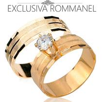 Rommanel Alianças Noivado Namoro Compromisso 511138 511139