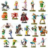 Amiibo Zelda Botw - Kit Completo 22 Cards - Envio Imediato