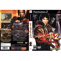 Playstation 2 - Onimusha 2 Samurais Destiny { Original }
