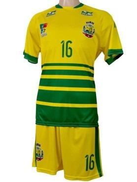 Camisa Esportiva Personalizado Equipe Futebol 20 Conjuntos a10fa3b7c8530