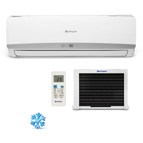 Ar Condicionado Springer Split Window 9000 Btu / h Frio 110v