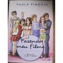 Livro: Fazendo Meu Filme Em Quadrinhos - Volume 1