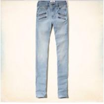 Hollister Calça Jeans W30 X L31 Feminina Tamanho 40
