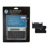 Calculadora Financeira Hp 12c Platinum Original Lacrada