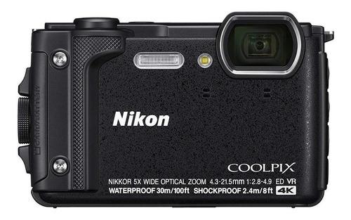 Nikon  Coolpix W300 Compacta Preta