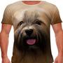 Camiseta Cachorro Lhasa Apso Masculina