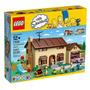 Lego 71006 Casa Dos Simpsons 2523 Peças Pronta Entrega No Br