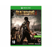 Dead Rising 3 Xbox One Mídia Físia - Lacrado