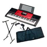 Teclado Musical Casio Ctk 6250 Ctk6250 61 Teclas