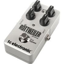 Pedal Para Guitarra Rottweiler Distortion Tc Eletronic