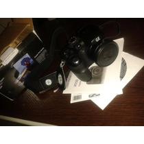 Câmera Digital Ge X550 16megapixels + Cartão De Memória 8gb