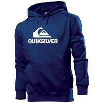 Blusa Moleton Quiksilver A Melhor