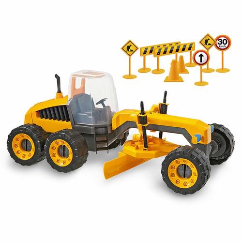 52d310c8624 Plainer Construction Machine Usual Brinquedos. R  58.99
