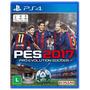 produto Pes17 Pro Evolution 2017 Português Times Ps4 Br Mídia Física