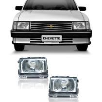 Farol Principal Chevette 83 84 85 86 87 88/93 Marajó Chevy