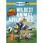 Dvd Wild Kratts - Aventuras Com Os Kratts